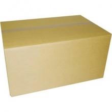 Scatole imballo Scatolificio Biellese avana 25x15x10 cm - 1 onda Conf. 15 pezzi - 51243