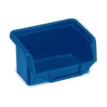Sistema di contenitori sovrapponibili TERRY Eco Box 110 blu 1000420 (Conf.3)