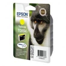 Cartuccia inkjet ink pigmentato Scimmia blister senza allarme Epson giallo C13T08944011