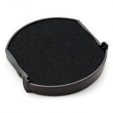 Cartucce di ricambio per timbri PRINTY 6/4642 TRODAT in feltro nero blister da 2 pezzi - 65873