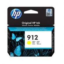 Cartuccia Inkjet HP 912 giallo HP Giallo  3YL79AE-BGX