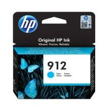 Cartuccia Inkjet HP 912 ciano HP Ciano  3YL77AE-BGX