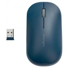 Mouse wireless doppio Kensington SureTrack™ 48x184x105 mm blu K75350WW