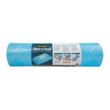 Rotolo per spedizioni Scotch™ Flex & Seal 38,1 cm x 3 mt blu FS-1510