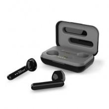 Cuffie auricolari wireless Bluetooth PRIMO TOUCH Trust - portata 10 m - nero 23712