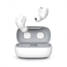 Cuffie auricolari senza fili Bluetooth Trust Nika Compact bianco 23904
