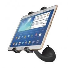 "Supporto a ventosa per tablet da 7-11"" TRUST Ziva Suction Cup Mount Car Holder grigio - 21815"