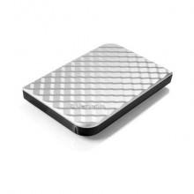 Hard Disk Esterno Verbatim Store 'n' Go USB 3.0 1 TB argento - 53197