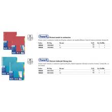 Divisore in cartoncino ELBA 6 tacche neutre colorate 21x29,7 cm assortiti 100204883