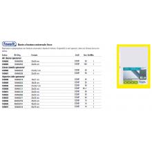 Buste trasp. a foratura universale FAVORIT liscia linear 22x30 cm conf. da 50 - 100460039