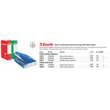 Buste a perforazione universale goffrate Esselte OXFORD SMART PP antiriflesso 22x30 cm conf.400 - 391098300