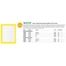Buste a perforazione universale Esselte Office f.to 22x30 cm 100% riciclate trasparenti - conf. 50 pezzi - 627502