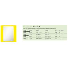 Buste a L Q-Connect 22x30 cm medio spessore conf. 50 pezzi - KF11194