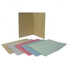Cartellina ad aghi EURO-CART cartoncino manilla 25x35 cm azzurro conf. da 50 pezzi - CM05AZ