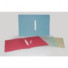 Cartellina ad aghi EURO-CART cartoncino manilla 25x35 cm giallo conf. da 50 pezzi - CM05GI