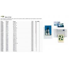 Buste in PP liscio Sei Rota Soft alto spessore trasparente 100 pz. - 651015