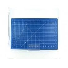 Tappetino da taglio Westcott 45x30 cm blu DIN A3 E-46003 00