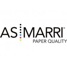 """Carta fotografica AS/Marri """"Premium"""" per stampanti inkjet finitura lucida A4 270 g/m² Conf. 40 pezzi - 8432"""