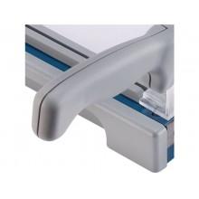 Taglierina a leva Dahle Hobby con pressino manuale max 8 fogli - luce 320-0,8 mm blu  00502-20043