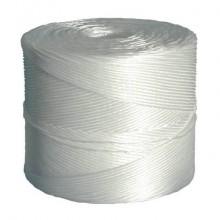 Corda Viva polipropilene bianco - 2mm  1554