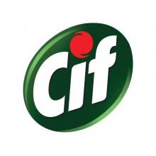 Detergente liquido fragranza mela Cif 5 L verde 100958290