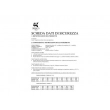 Valigetta portadisegni DISPACO a due chiusure polionda cannettato bianco trasparente 52x73 cm dorso 4 cm - ECO3T