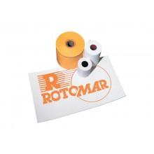Carta plotter Rotomar per grandi formati 42 cm x 150 mt 80 g/m² Conf. 2 pezzi - PLTOP0420150802
