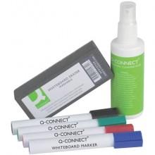 Kit per lavagne bianche Q-Connect colori assortiti KF10690A
