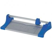Taglierina a rullo Q-Connect grigio/blu fino a 10 ff A4 KF17011