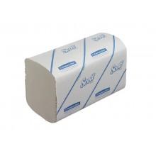 Asciugamani intercalati SCOTT® in carta bianco 21,5x21 cm 15 fascette da 300 fogli - 6659