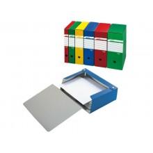Cartella portaprogetti Sei Rota Spazio - dorso 4 cm. blu 67890407