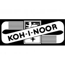 Astuccio mine per portamine KOH-I-NOOR 2mm - gradazione 3B 2 mine - H2200DUO-3B