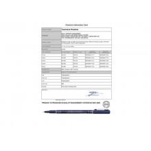 Penna punta in fibra KOH-I-NOOR tratto 02 DH2102