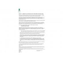 Etichette bianche MARKIN permanenti 70x36 mm con margine conf. da 2400 etichette - X210C500