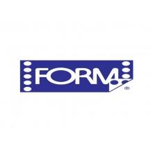 Moduli continui Form 60 g/m² piste staccabili bianco/grigio scatola da 2000 moduli - 11043118
