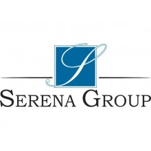 Carrello in acciaio Serena Group con doppio manico 46 x 35 x h. 100 cm blu HT100