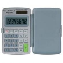 Calcolatrice solare da tasca Q-Connect 8 cifre KF01602