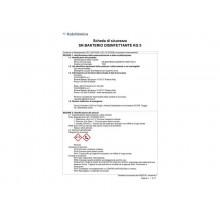 Disinfettante multisuperficie Sanitec Bakterio 5000 ml - pino balsamico 1541
