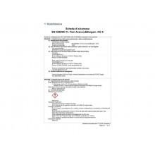Detergente concentrato per pavimenti Sanitec Igenic Floor Fiori d'arancio & Bergamotto - 5 L - 1435