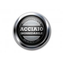 Datario autoinchiostrante personalizzabile TRODAT 5440 4.0 in acciaio 56x33 mm nero - 120502
