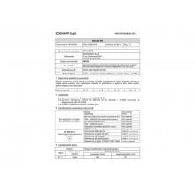 Guanti riusabili Icoguanti in nylon/poliuretano L grigi NPUX/LARGE
