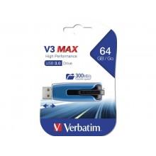 Drive USB  3.0 Store'n' Go V3 Verbatim 64 GB 49807
