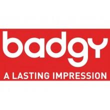Tessere spesse in PVC per stampante Badgy 0,76 mm in confezione da 100 tessere - CBGC0030W
