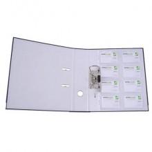 Busta perforata per biglietti da visita Q-Connect A4 trasparente Conf. 10 pezzi - KF15417
