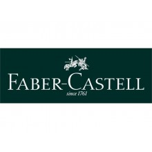 Penna stilografica Faber-Castell Loom Piano M finiture in resina lucida nera 149250