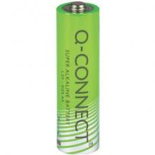 Batteria alcalina Q-Connect Mignon 1.5 V AA/LR6 conf. da 4 - KF00489