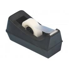 Dispenser per nastro da imballo Q-Connect nero 19 mm x 33 m KF01294