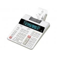 Calcolatrice scrivente Casio semi-professionale con alimentazione AC bianco - FR-2650RC
