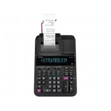 Calcolatrice scrivente Casio DR-320RE per uso professionale con velocità di stampa 3,5 righe/sec. - nero DR-320RE