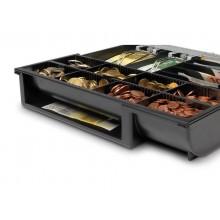 Cassetto per cassa Safescan 4141T2 in metallo/plastica nero 132-0431